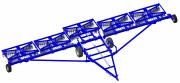 Борона игольчатая гидрофицированная БИГ-15