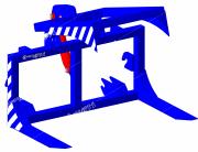 Штабелер-бревнозахват Б-1 (к ПФ-1-1200)